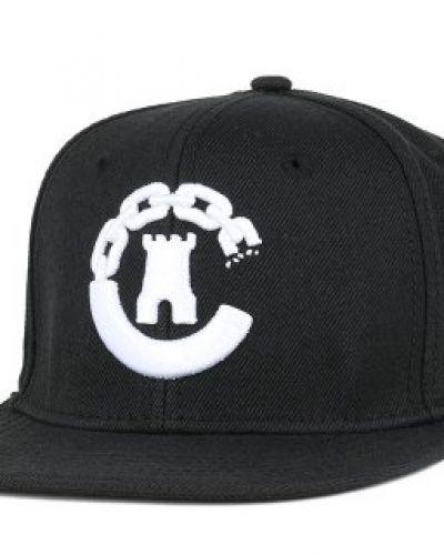 Crooks & Castles - Hybrid C Black Snapback Crooks & Castles keps till unisex/Ospec..