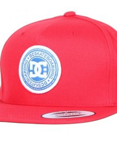 Keps DC - Stapler Athletic Red Snapback från DC