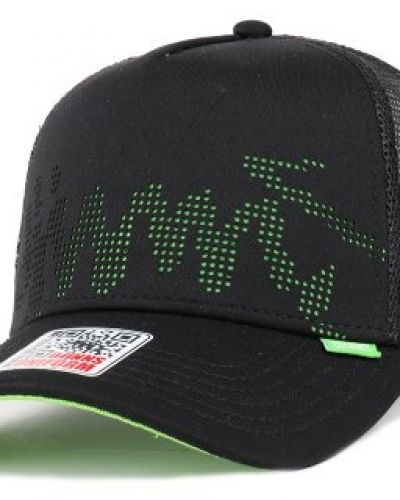 Djinn's Djinns - HFT Burned Spots Black/Green Trucker