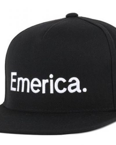 Emerica Emerica - Pure Black/White Snapback