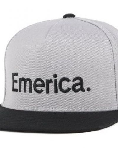 Emerica Emerica - Pure Grey/Black Snapback