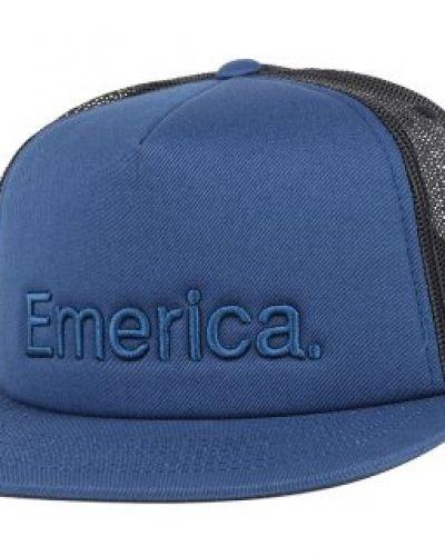 Emerica - Pure Navy Trucker Emerica keps till unisex/Ospec..