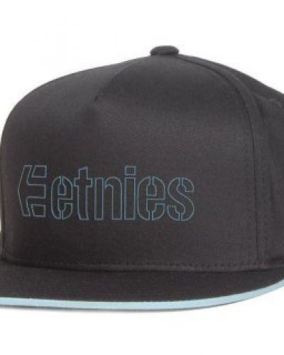 Keps Etnies - Corporate 5 Black Snapback från Etnies