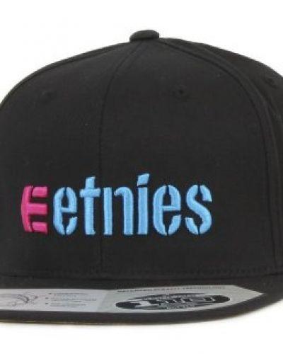 Etnies Etnies - Corporate Black Snapback