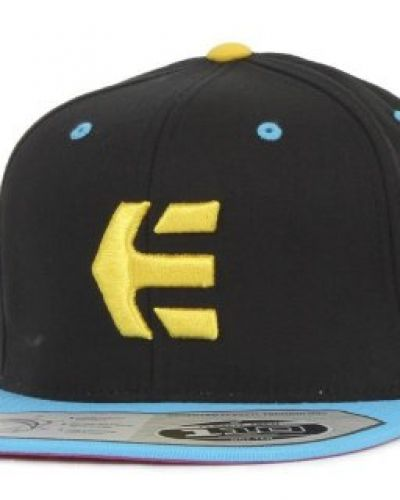 Etnies Etnies - Icon 7 Black/Blue Snapback