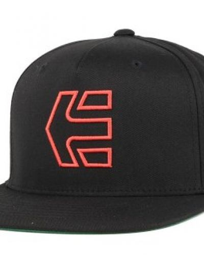 Etnies Etnies - Icon 7 Black/Red Snapback