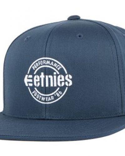 Keps Etnies - Logo Navy Snapback från Etnies