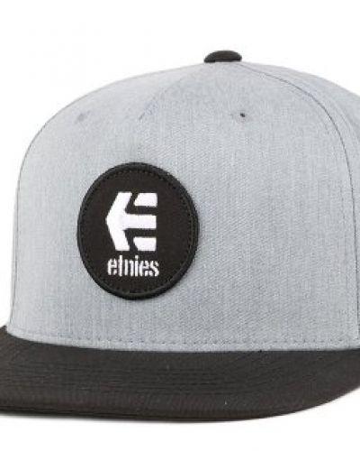 Etnies - Rook Grey/Heather Snapback Etnies keps till unisex/Ospec..