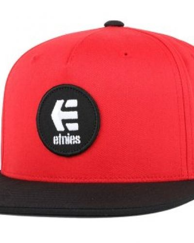 Keps Etnies - Rook Red Snapback från Etnies