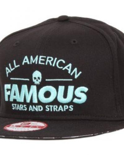 Keps Famous - American Fame Snapback Black från Famous