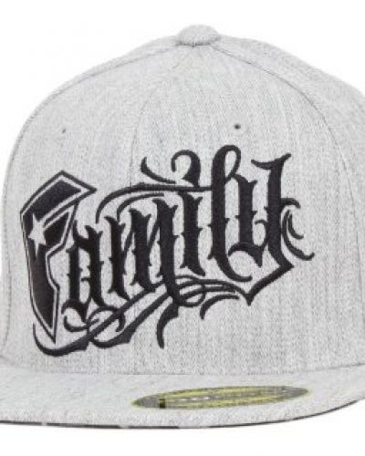 Famous Famous - Bubble Cam Family Grey Fitted (S/M)