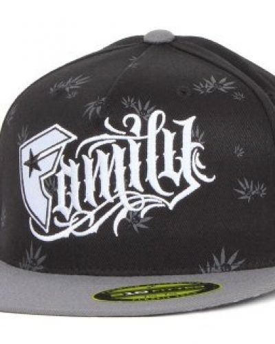 Keps Famous - Fam Grown Black Fitted (S/M) från Famous