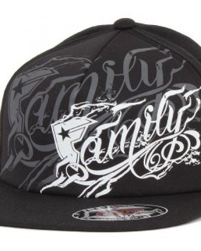 Famous Famous - Family Smoked FF210 Fitted Black