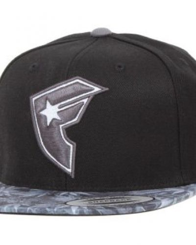 Famous - Herbill Boh Black/Charcoal Snapback Famous keps till unisex/Ospec..