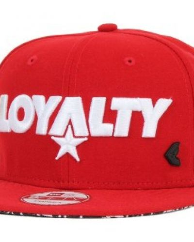 Famous Famous - Loyalty Snapback Red