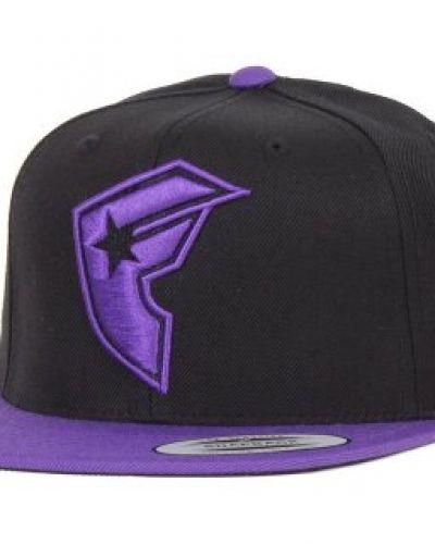 Keps Famous - Official Boh 2-tone Black/Purple Snapback från Famous