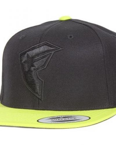 Famous Famous - Official BOH 2Tone Black/Lime Green Snapback