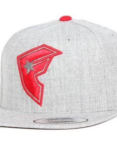 Famous Famous - Official BOH Grey Snapback