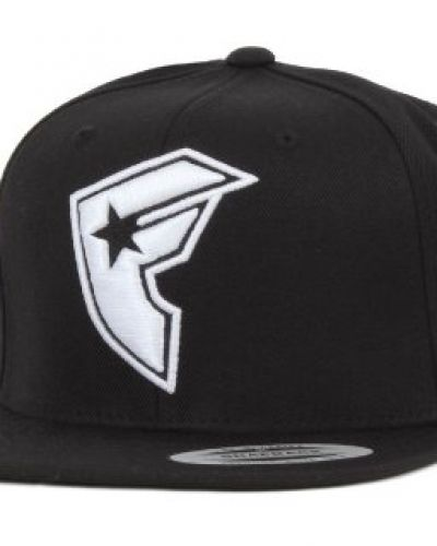 Famous Famous - Official Boh Snapback Black/White