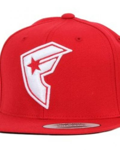 Keps Famous - Official Boh Snapback Red/White från Famous