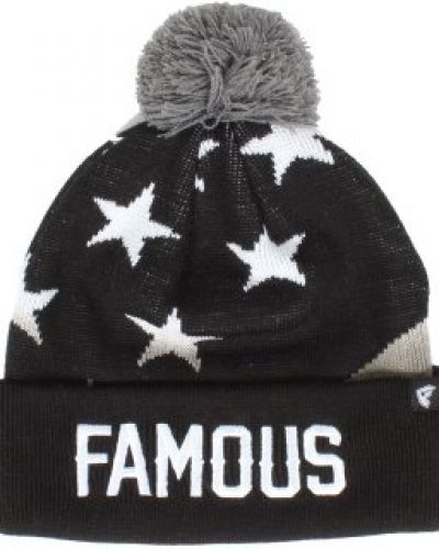 Famous Famous - Pledge Pom Black