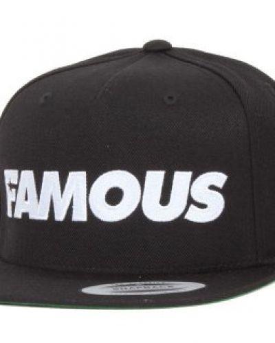 Famous Famous - S.A.S. Black Snapback