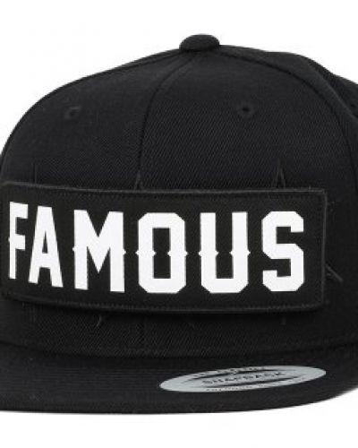 Famous S&S - Stick Up Hat Black Snapback Famous S&S keps till unisex/Ospec..