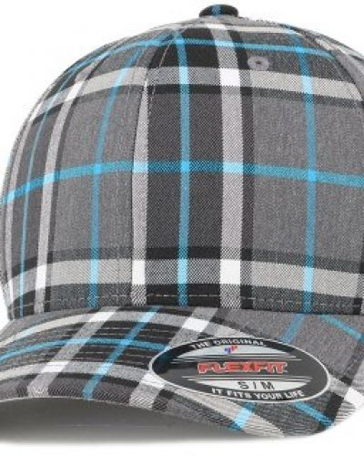 Flexfit Flexfit - Blue Check Flexfit (S/M)