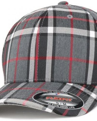 Flexfit Flexfit - Red Check Flexfit (S/M)