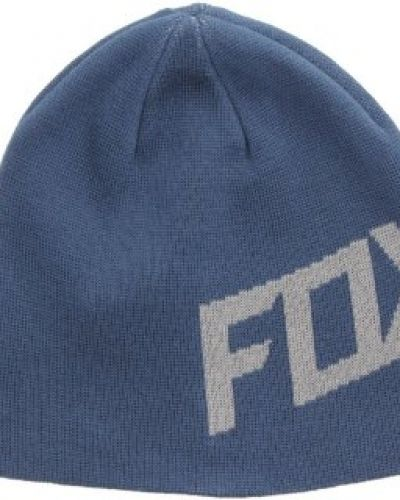 Fox - Encourage Beanie Sulphur/Blue Fox mössa till unisex/Ospec..
