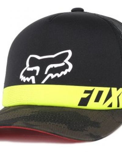 Fox Fox - Kaos Fluorescent Yellow Trucker