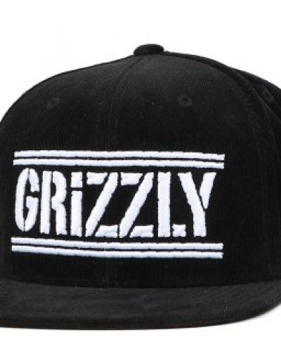 Grizzly Griptape Grizzly Griptape - Hunters Black Snapback