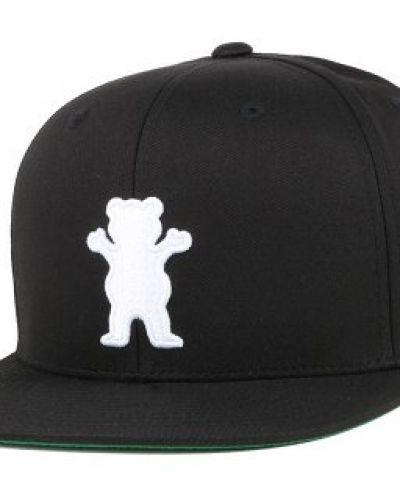Grizzly Griptape Grizzly Griptape - OG Bear Black Snapback