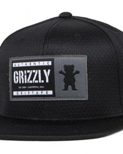 Grizzly Griptape - Tailgate Black Snapback Grizzly Griptape keps till unisex/Ospec..