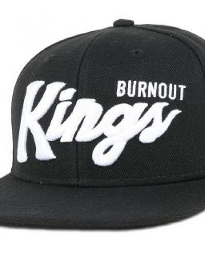 Hoonligan Hoonligan - Burnout Kings Black Snapback