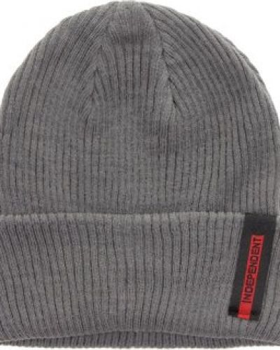 Independent Independent - Front Beanie Charcoal