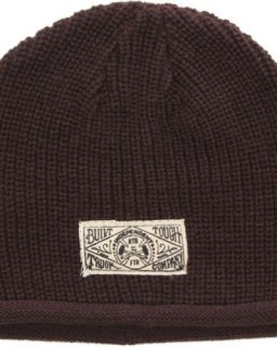 Mössa Independent - Roll Up Beanie Black Coffee från Independent