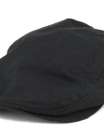 Kangol - Cotton Black Flat Cap (S) Kangol keps till unisex/Ospec..