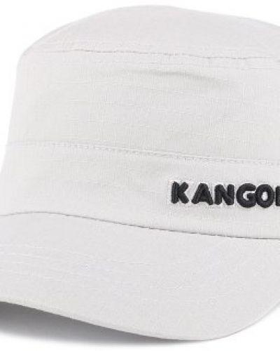 Kangol - Ripstop Army Grey Flexfit (S/M) Kangol keps till unisex/Ospec..