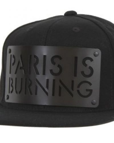 Karl Alley - Paris Black Snapback Karl Alley keps till unisex/Ospec..