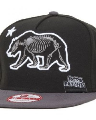 Metal Mulisha Metal Mulisha - Bear Black Snapback