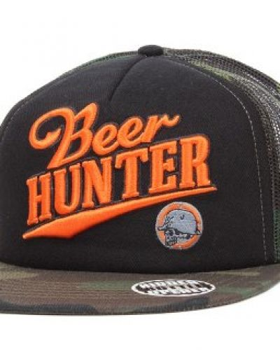 Metal Mulisha - Beer Hunter Trucker Metal Mulisha keps till unisex/Ospec..