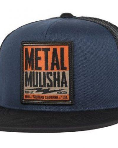 Metal Mulisha Metal Mulisha - Cellblock Navy Snapback