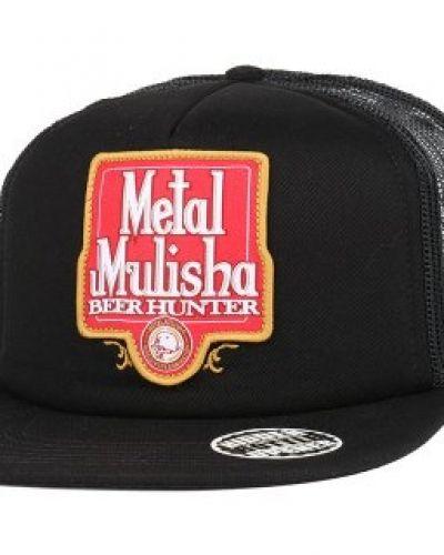 Metal Mulisha - Classy Black Snapback Metal Mulisha keps till unisex/Ospec..