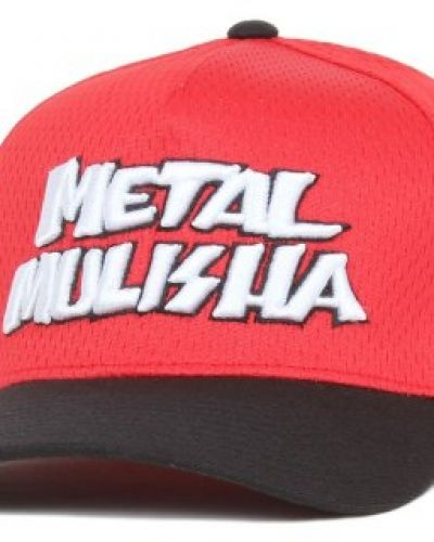 Keps Metal Mulisha - Division Red Curved Flexfit (S/M) från Metal Mulisha