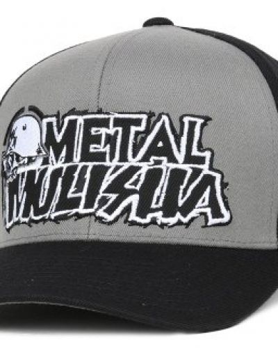 Keps Metal Mulisha - General Curved Charcoal Flexfit (S/M) från Metal Mulisha