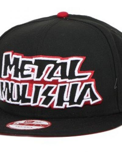 Keps Metal Mulisha - Snap Black/Red 9Fifty Snapback från Metal Mulisha