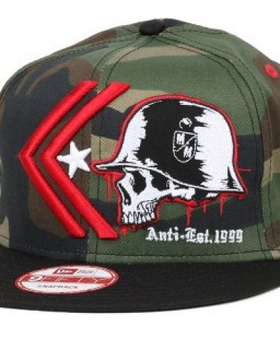 Keps Metal Mulisha - Society Camo 9Fifty Snapback från Metal Mulisha