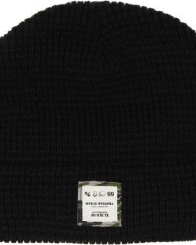 Metal Mulisha - The Mulisha Beanie Black Metal Mulisha mössa till unisex/Ospec..