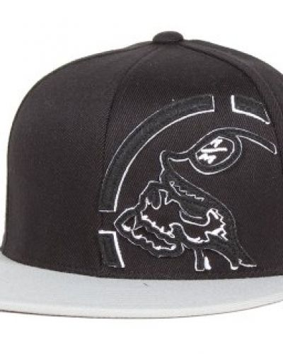 Keps Metal Mulisha - Trimmed Black/White Fitted (S/M) från Metal Mulisha